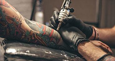 Сделать тату в Гомеле татуировка и татуаж